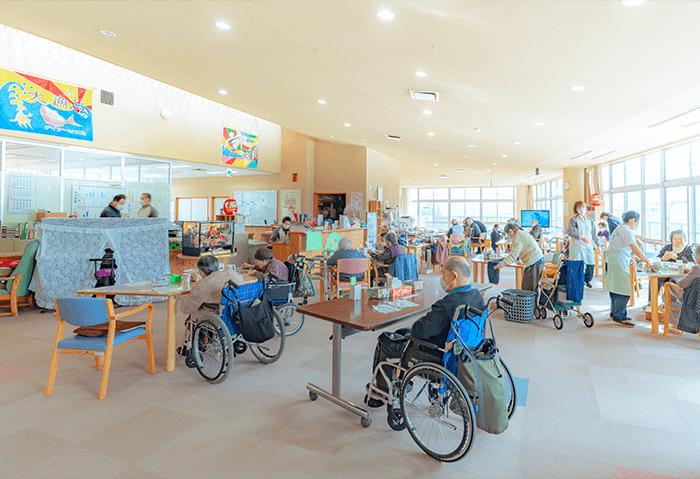 rapport-aoki デイサービスセンター