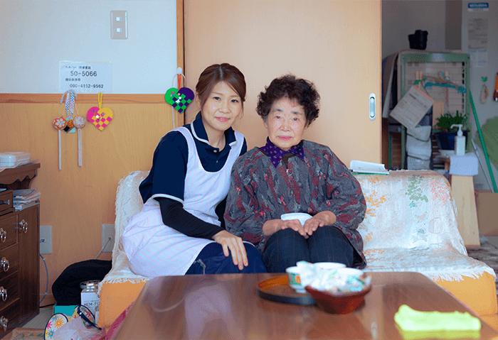 rapport-aoki 訪問介護